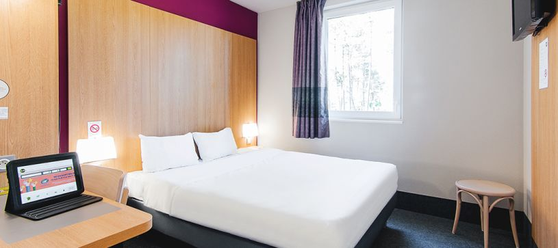 hôtel à mont de marsan chambre double