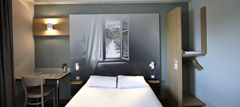 hotel en lille habitación doble