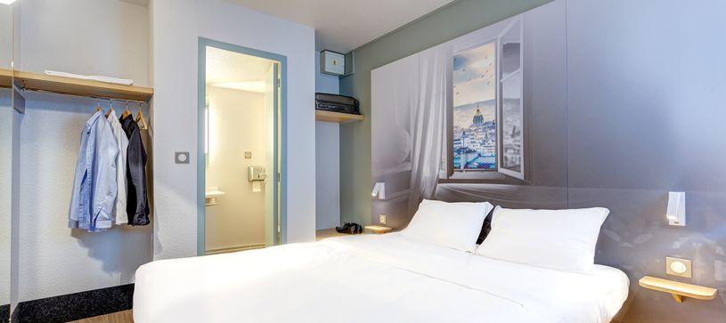 hôtel à orgeval chambre double