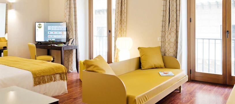 B&B Hotel Palermo Quattro Canti - Junior Suite 1