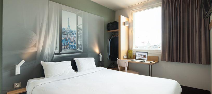 hôtel à paris chambre double