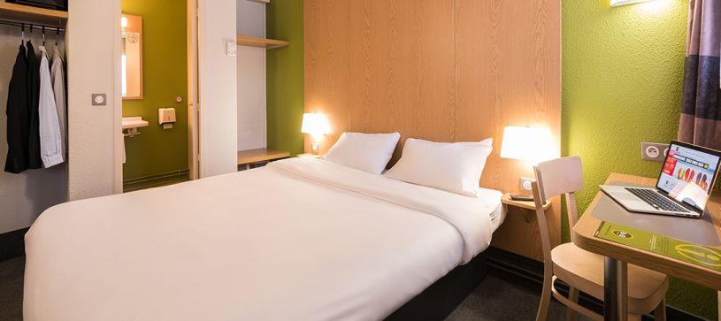 hotel en perpignan habitación doble