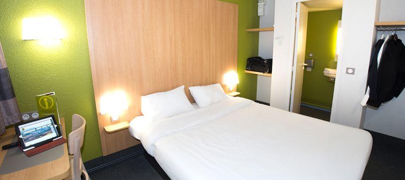 B&B Hotel Poitiers 2 Nähe Futuroscope mit kostenlosem Parkplatz