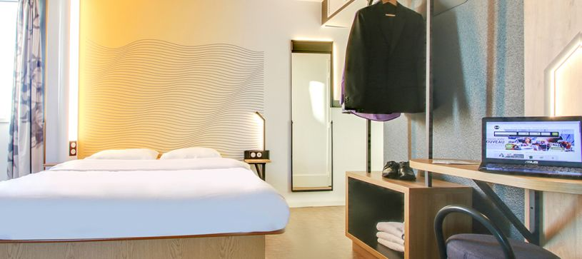 hôtel à reims chambre double