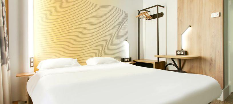 hotel en reims habitación doble