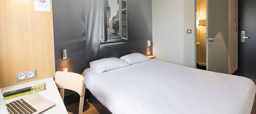 hotel en rennes habitación doble