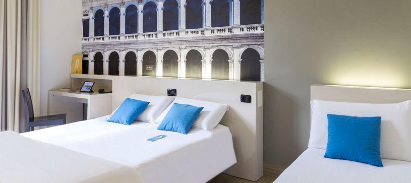 B&B Hotel Roma Trastevere - Camera tripla