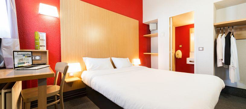 hotel in saint etienne double room