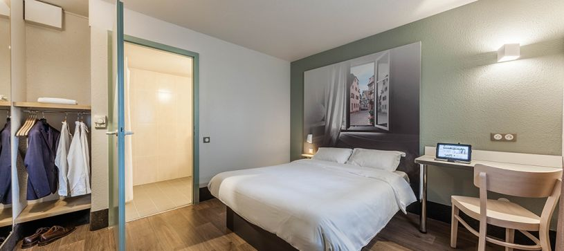 hôtel à strasbourg chambre double