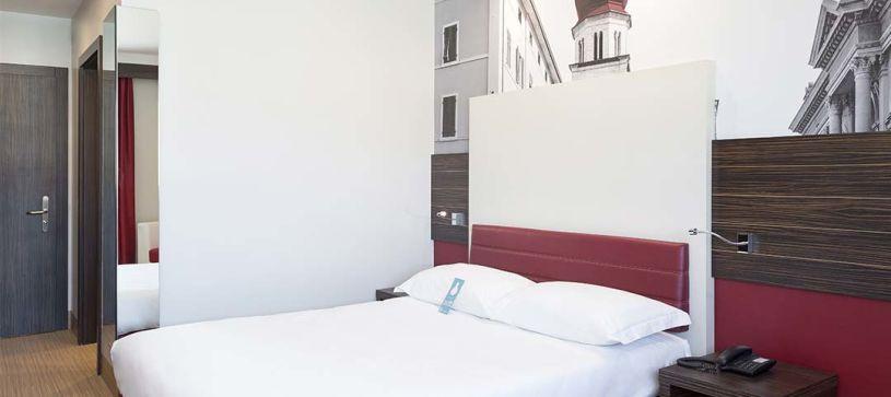 B&B Hotel Trento - Camera matrimoniale