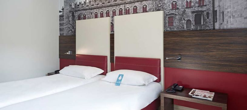 B&B Hotel Trento - Camera twin