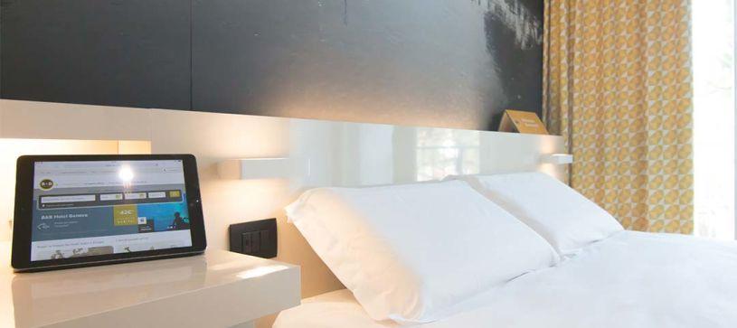 B&B Hotel Treviso - Camera matrimoniale
