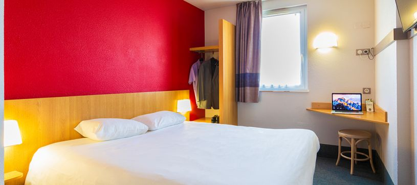 hotel in valence double room