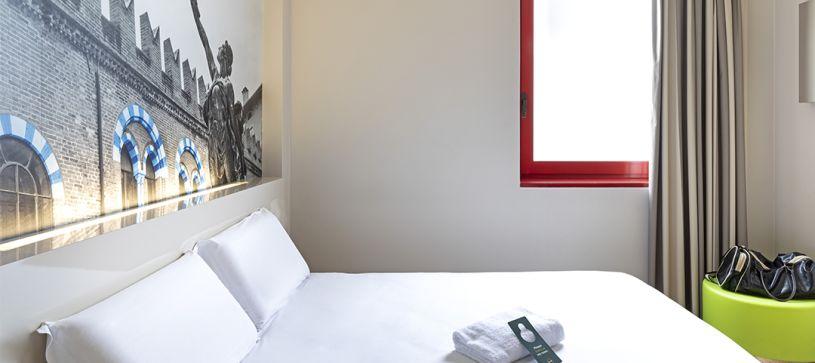 B&B Hotel Verona - Camera matrimoniale 1