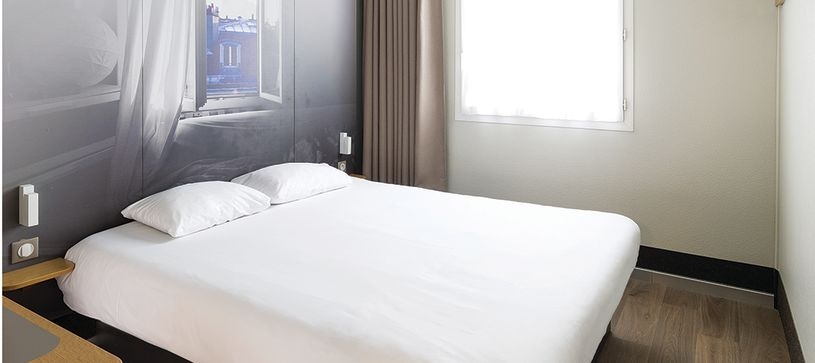 hotel in clermont ferrand double room