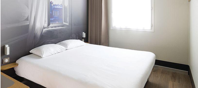 hotel en clermont ferrand habitación doble