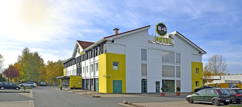 Hotel Hannover-Nord Exterior View