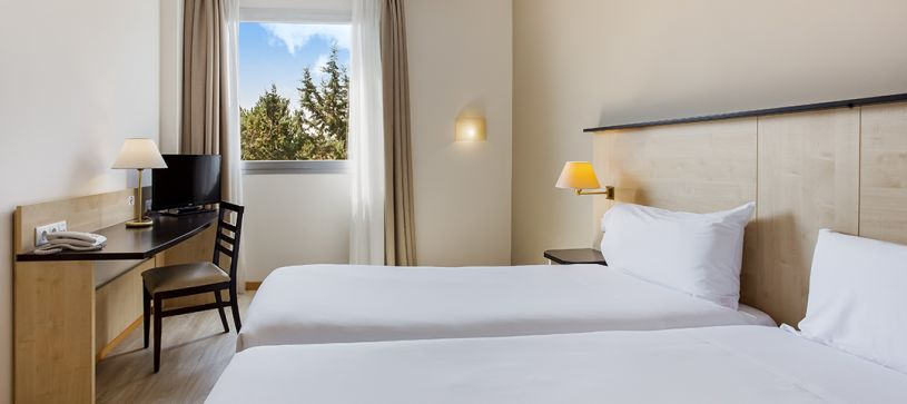 B&B Hotel Pinar de las Rozas Twin room
