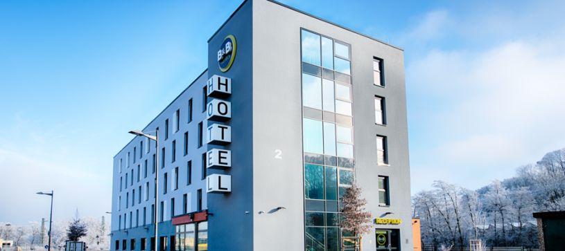 Hotel Wetzlar Außenansicht bei Tag