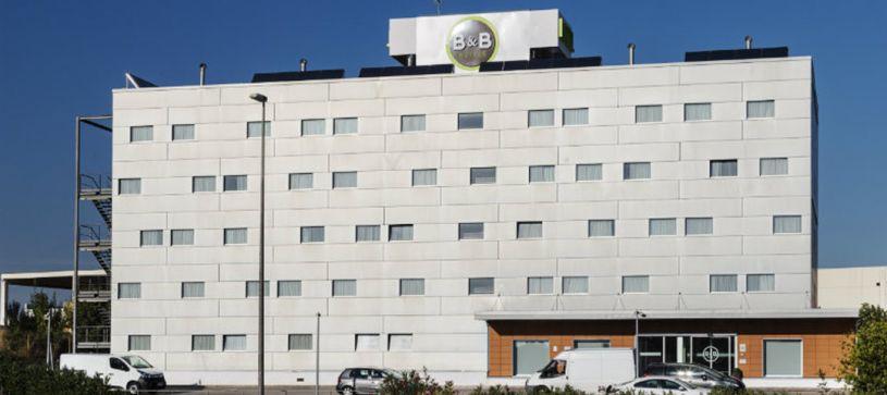 Exterior Hotel B&B Valencia Aeropuerto
