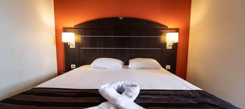 B&B Hôtel à Agen | chambre double