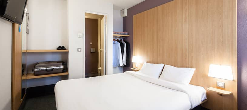 hotel in amiens double room