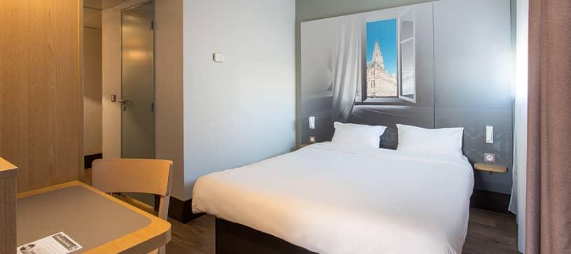 hotel en arras habitación doble
