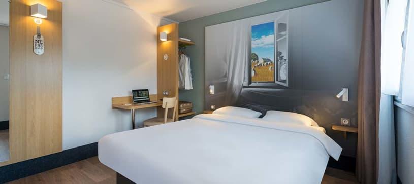B&B Hôtel à Auray Carnac | chambre double
