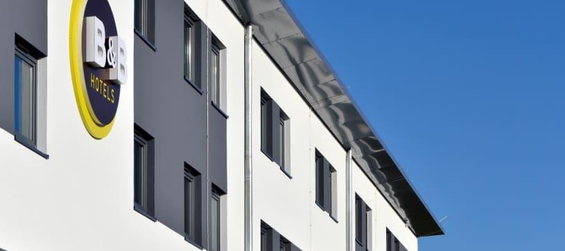 Hotel Aachen-City Außenansicht