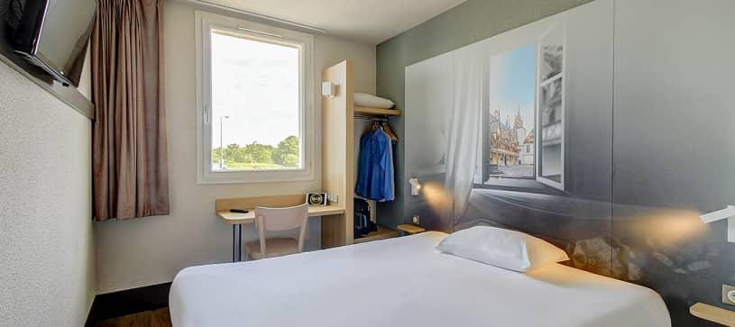 hotel in beaune double room