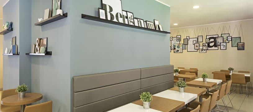 B&B Hotel Bergamo - Breakfast area