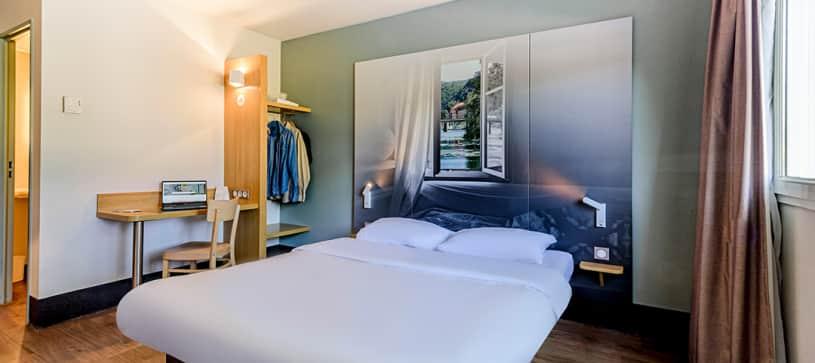 hôtel à besançon chambre double