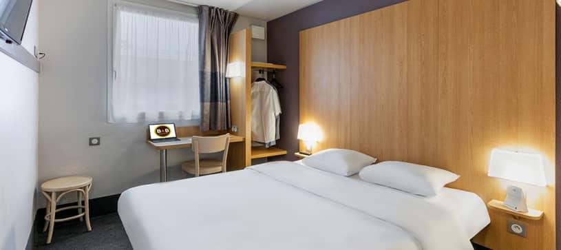 chambre double B&B Hôtel Béziers