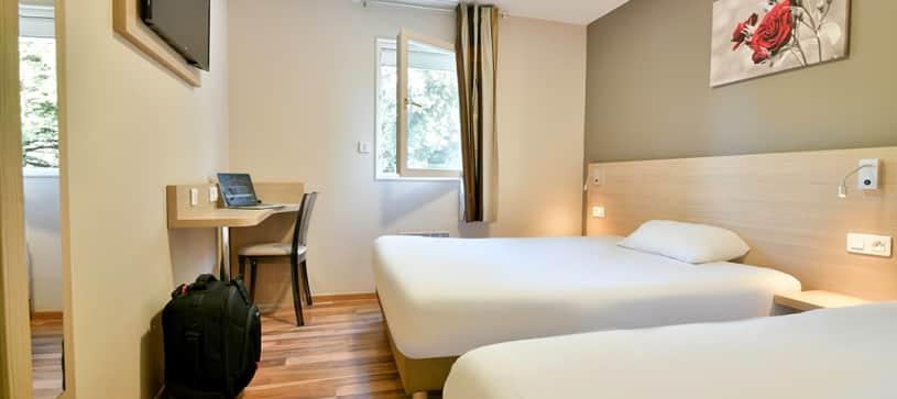 chambre triple hotel Bollène B&B HOTELS
