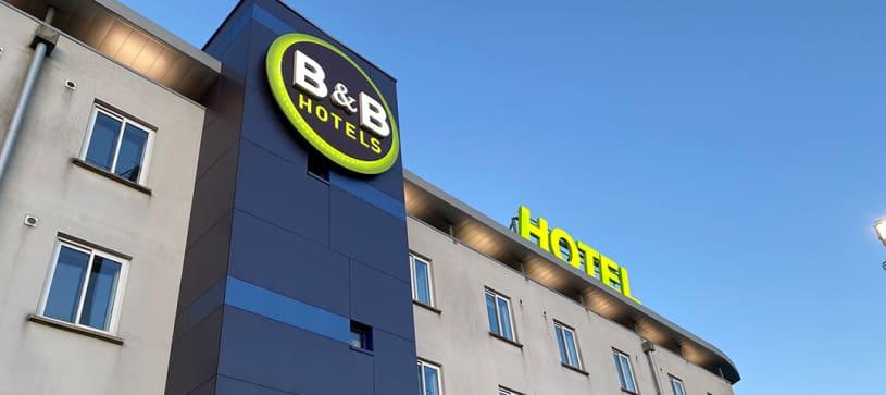 B&B HOTEL Bordeaux Talence | Façade (1/5)
