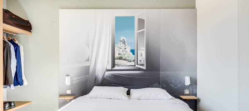 hotel en brignoles habitación doble