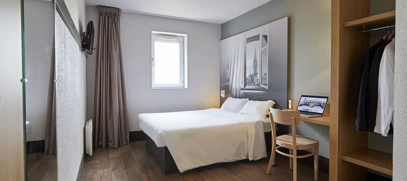 hotel in caen double room