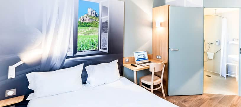 hotel in chalon sur saone double room