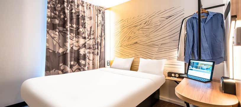 B&B Hôtel Champigny sur Marne | chambre double