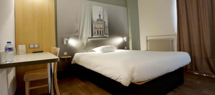 chambre double B&B Hotel Chaumont