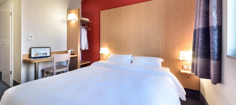 hôtel à colmar chambre double