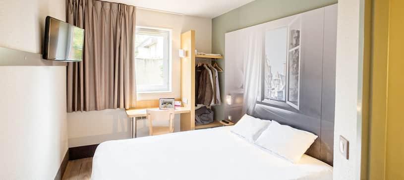 hotel en colmar habitación doble