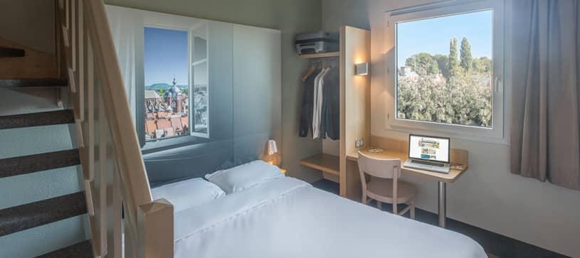hotel in douai double room