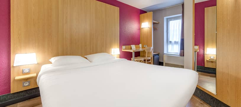 hôtel à dreux chambre double