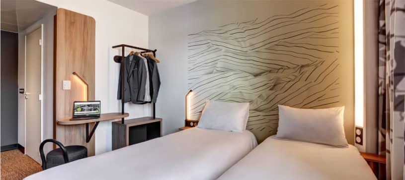 B&B Hôtel à Evian | chambre double