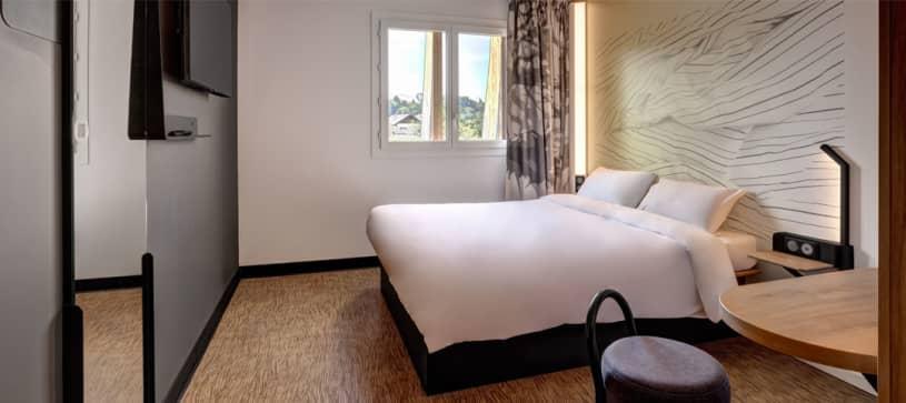 B&B Hôtel à Evian   chambre double