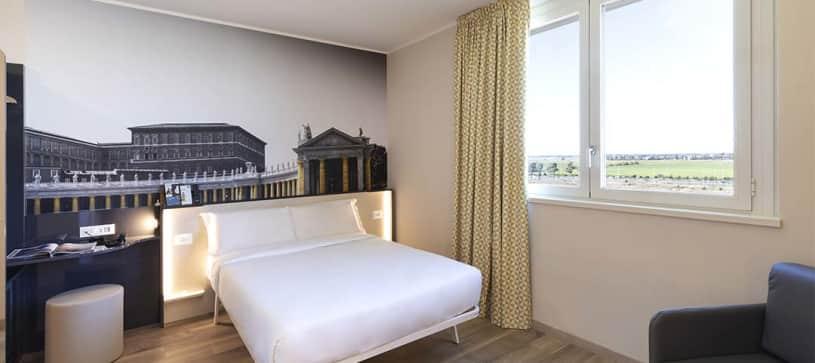 B&B Hotel Roma Fiumicino - Camera tripla 2
