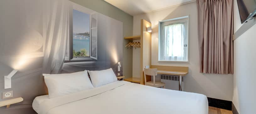 hotel in frejus double room
