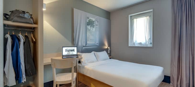 hotel en frejus habitación doble