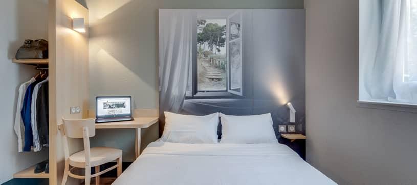 hôtel à frejus chambre double